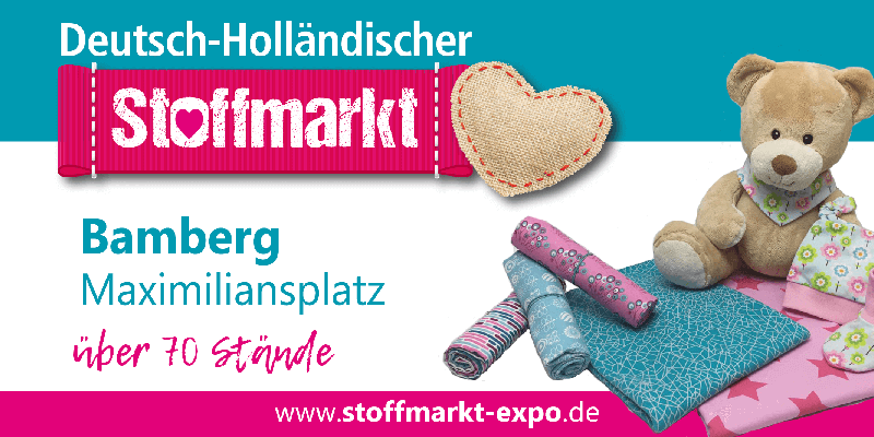 Stoffmarkt Bamberg Expo