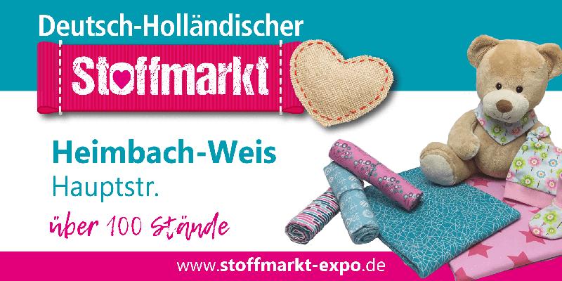Stoffmarkt Heimbach Weis Expo