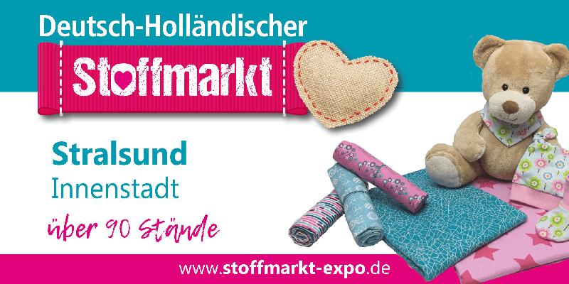 Stoffmarkt Stralsund Expo