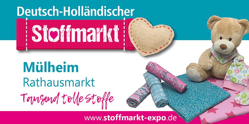 Stoffmarkt Expo Muelheim