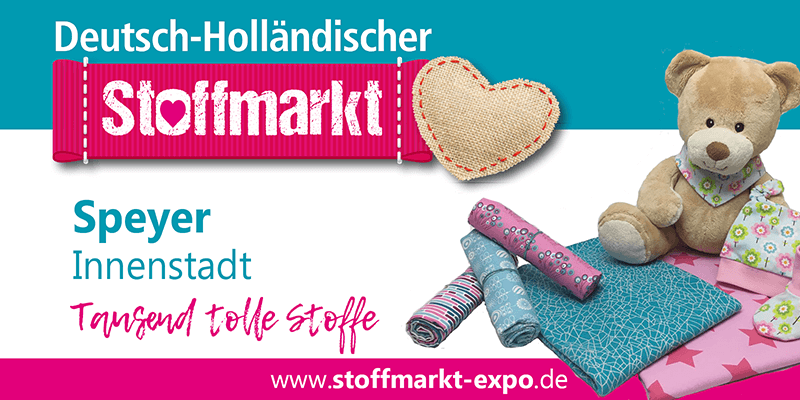 Stoffmarkt Expo Speyer