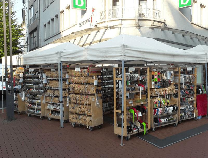 Stoffmarkt Expo Baendershop