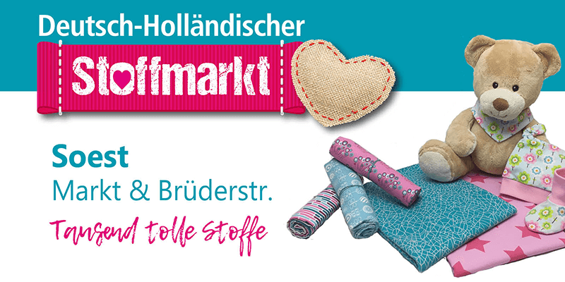 Stoffmarkt Expo Soest