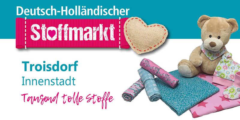 Stoffmarkt Expo Troisdorf