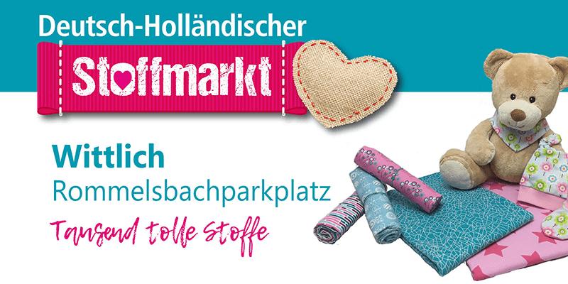 Stoffmarkt Expo Wittlich Rommelsbach